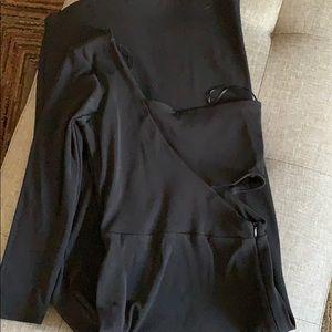 Nice and beautiful black dress from Zara brand.